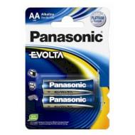 Батарейка PANASONIC Evolta AA 2шт/уп (LR6EGE/2BP)