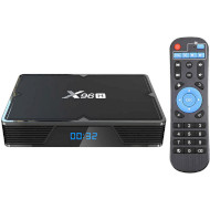 Медиаплеер X96H H603 4/64G TV Box