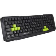 Клавіатура ESPERANZA Aspis EGK102 Green (EGK102GUA)