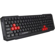 Клавіатура ESPERANZA Aspis EGK102 Red (EGK102RUA)