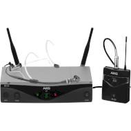 Микрофонная система AKG WMS420 Headworn Set Band-A (3413H00010)