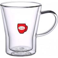 Набор чашек CON BRIO Double Glass CB-8528