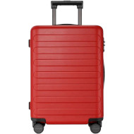 "Чемодан XIAOMI 90FUN Seven-bar Luggage 24"" Red 65л (6970055346726)"