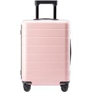 """Чемодан XIAOMI 90FUN Lightweight Frame Suitcase 24"""" Cherry Powder 61л (6970055349680)"""