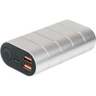 Повербанк VERBATIM 10000 QC 3.0 + USB-C PD 10000mAh (49573)