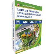 Плёнка для ламинирования D&A Antistatic A5 250мкм 100л (11201011113YA)