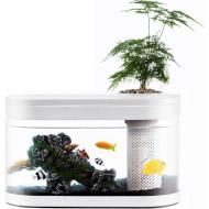 Аквариум XIAOMI Geometry Aquaponics Ecosystem Fish Tank (HF-JHYG001)