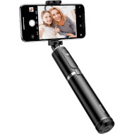 Монопод-трипод BASEUS Fully Folding Selfie Stick Black/Silver (SUDYZP-D1S)