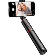 Монопод-трипод BASEUS Fully Folding Selfie Stick Black/Red (SUDYZP-D19)