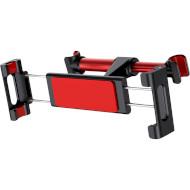 Автодержатель для планшета BASEUS Back Seat Car Mount Holder Red (SUHZ-91)