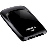 Портативний SSD ADATA SC680 240GB Black (ASC680-240GU32G2-CBK)