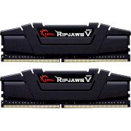 Модуль памяти G.SKILL Ripjaws V Classic Black DDR4 3000MHz 16GB Kit 2x8GB (F4-3000C15D-16GVKB)