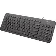 Клавіатура TRUST Muto RU (23408)