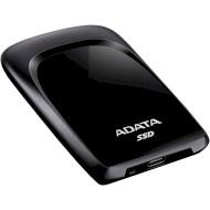 Портативний SSD ADATA SC680 480GB Black (ASC680-480GU32G2-CBK)