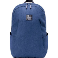 Рюкзак XIAOMI 90FUN Campus Fashion Casual Backpack Blue (6972125146465)