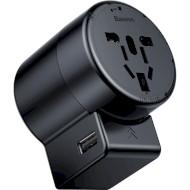 Зарядное устройство BASEUS Rotation Type Universal Charger Black