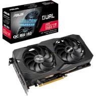 Видеокарта ASUS Dual Radeon RX 5500 XT EVO (DUAL-RX5500XT-O8G-EVO)