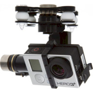 Подвес для камеры DJI Phantom 2 Part 2 Zenmuse H3-3D (CP.ZM.000061)