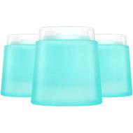Набор сменных ёмкостей XIAOMI XiaoJi Foam Hand Sanitizer Bottle Green (4008-114-882)
