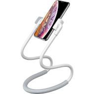 Подставка для планшета BASEUS New Neck-Mounted Lazy Bracket White SUJG-ALR02