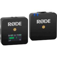 Микрофонная система RODE Wireless GO Black (400.836.005)