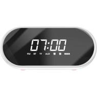 Радиочасы BASEUS Encok Wireless Speaker E09 White