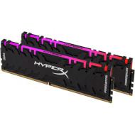 Модуль памяти HYPERX Predator RGB DDR4 3000MHz 32GB Kit 2x16GB (HX430C15PB3AK2/32)