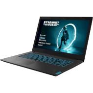Ноутбук LENOVO IdeaPad L340 Gaming 17 Granite Black (81LL00AWRA)