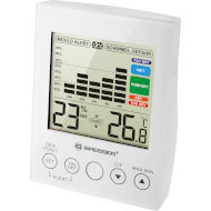 Термогигрометр BRESSER MA Digital Hygrometer with Mould Alert White