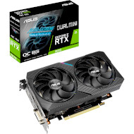 Видеокарта ASUS GeForce RTX 2070 8GB GDDR6 256-bit Dual Mini OC Edition OC (DUAL-RTX2070-O8G-MINI)