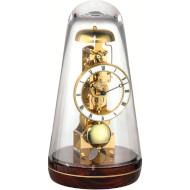 Часы каминные HERMLE Turin I Walnut 22001-030791