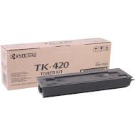 Тонер-картридж KYOCERA TK-420 Black (370AR010)