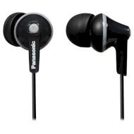 Навушники PANASONIC RP-HJE125E Black (RP-HJE125E-K)