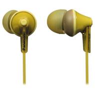 Наушники PANASONIC ErgoFit RP-HJE125 Yellow