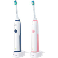 Набор зубных щёток PHILIPS Sonicare CleanCare+ Family Set HX3212/61
