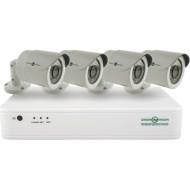 Комплект видеонаблюдения GREEN VISION GV-IP-K-S31/04 1080p (LP9420)