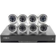 Комплект видеонаблюдения GREEN VISION GV-IP-K-S32/08 1080p (LP9421)