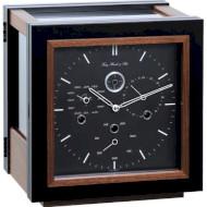 Часы настольные HERMLE Monaco Black (22999-030352)