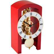 Часы настольные HERMLE Patterson Red (23015-360721)