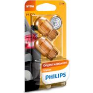 Лампа накаливания PHILIPS Vision WY21W 2шт (12071B2)
