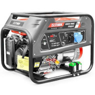 Генератор бензиновый STARK 6500 RDE Profi (240550020)