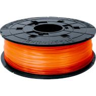 Пластиковый материал (филамент) для 3D принтера XYZPRINTING PLA 1.75mm Transparent Tangerine (RFPLBXEU07E)