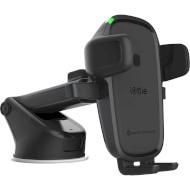 Автодержатель для смартфона с беспроводной зарядкой IOTTIE Easy One Touch Wireless 2 Dash/Windshield Mount (HLCRIO142)