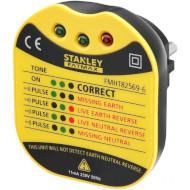 Тестер розеток STANLEY FatMax FMHT82569-6 220-250V