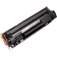 Тонер-картридж POWERPLANT HP LJ P1007/Pro M1136 Black (PP-CC388A)