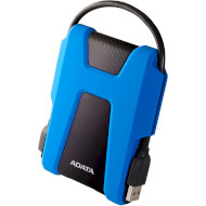 Портативный жёсткий диск ADATA HD680 2TB USB3.2 Blue (AHD680-2TU31-CBL)