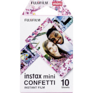 Папір для камер миттєвого друку FUJIFILM Instax Mini Confetti 10шт (16620917)