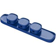 Держатель кабеля BASEUS Peas Cable Clip Blue