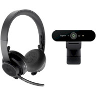 Система для видеоконференций LOGITECH Pro Personal Video Collaboration Kit (991-000309)