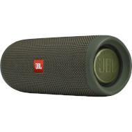 Портативная колонка JBL Flip 5 Forest Green (JBLFLIP5GREN)